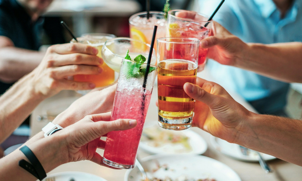 The Amount Of Alcohol You Need To Remain Healthy