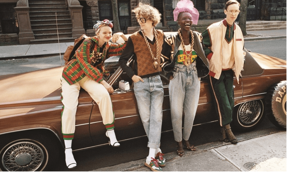 Gucci X Dapper Dan: The Much-Awaited Collaboration Is Finally Here