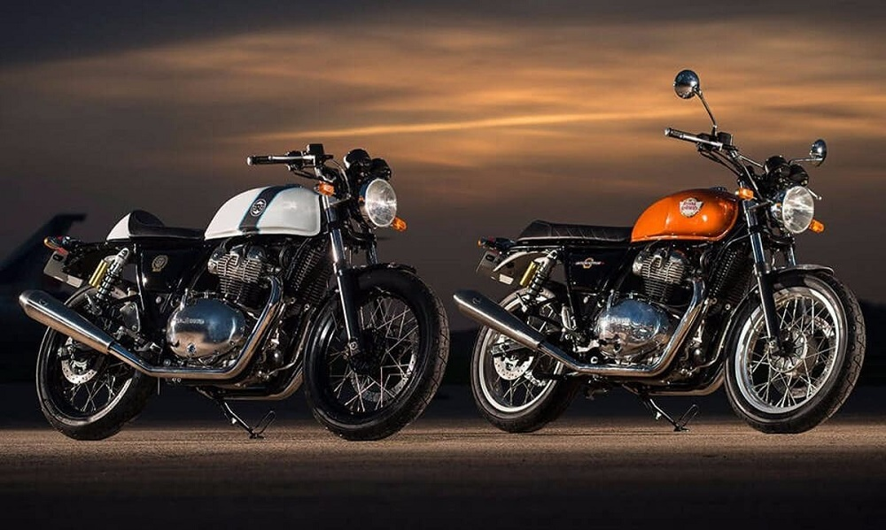 The Royal Enfield Interceptor 650 And Continental GT 650 Are All Set For Launch