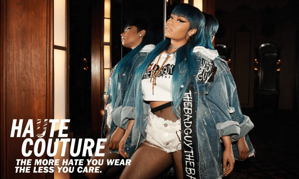 Watch Nicki Minaj And Others Take Down Haters In Diesel 'Hate Couture'