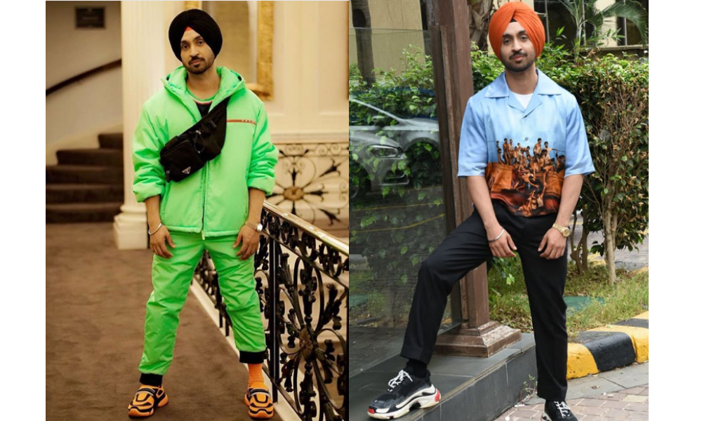 #MWStyleGuide: Diljit Dosanjh On How To Do Luxurious Dressing Right