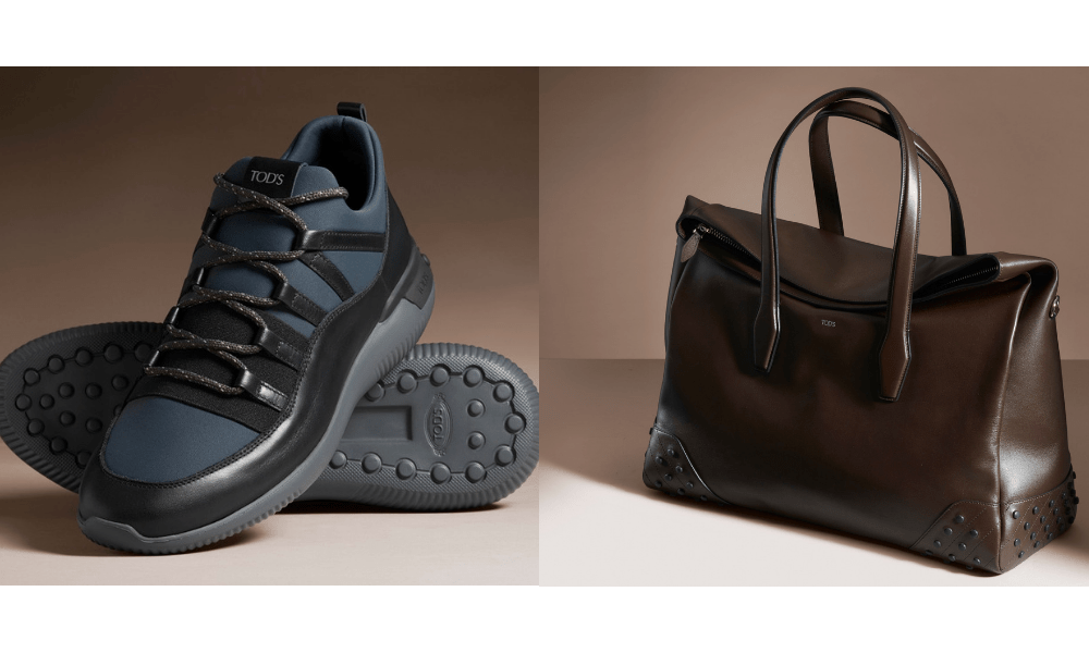 Tod's Fall/Winter 2018-19 Collection Is Perfect For The Urban Man On The Go