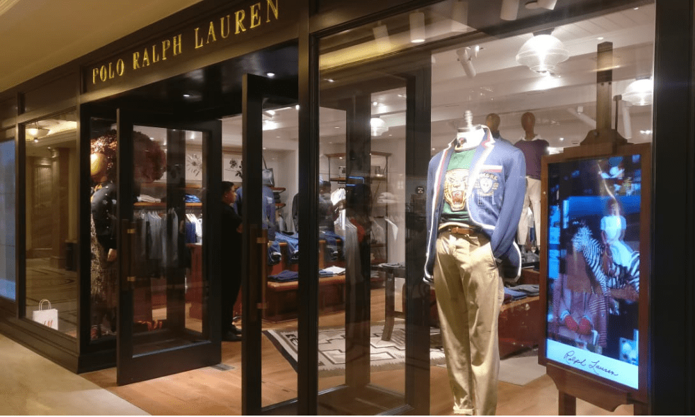 Polo Ralph Lauren Opens Its First Store In India