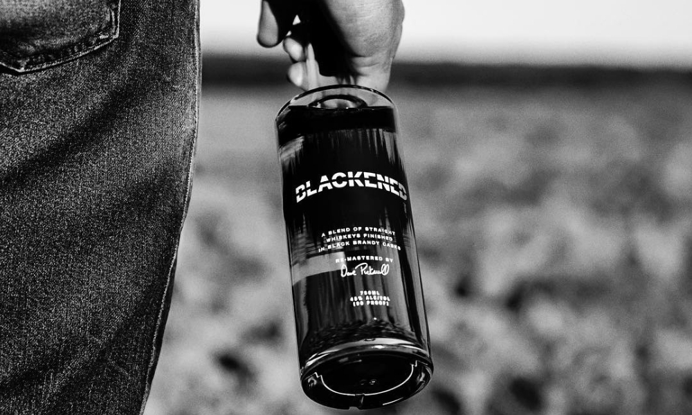 Metallica's 'Blackened' Whiskey Is Forged By The Band's Music