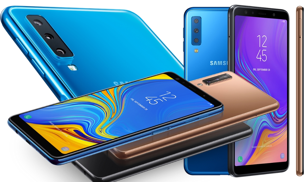 Review: Samsung Galaxy A7 (2018) – A Fresh Perspective