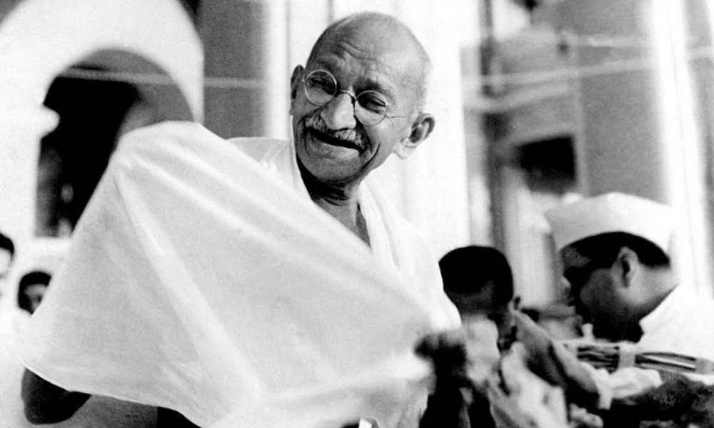 For Bapu's 150th Birth Anniversary, A Curated Meal To Honour The Father Of Our Nation