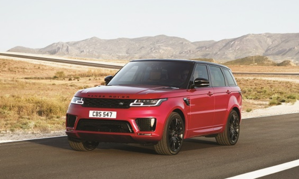 Range Rover Unleashes The All New Range Rover Sport