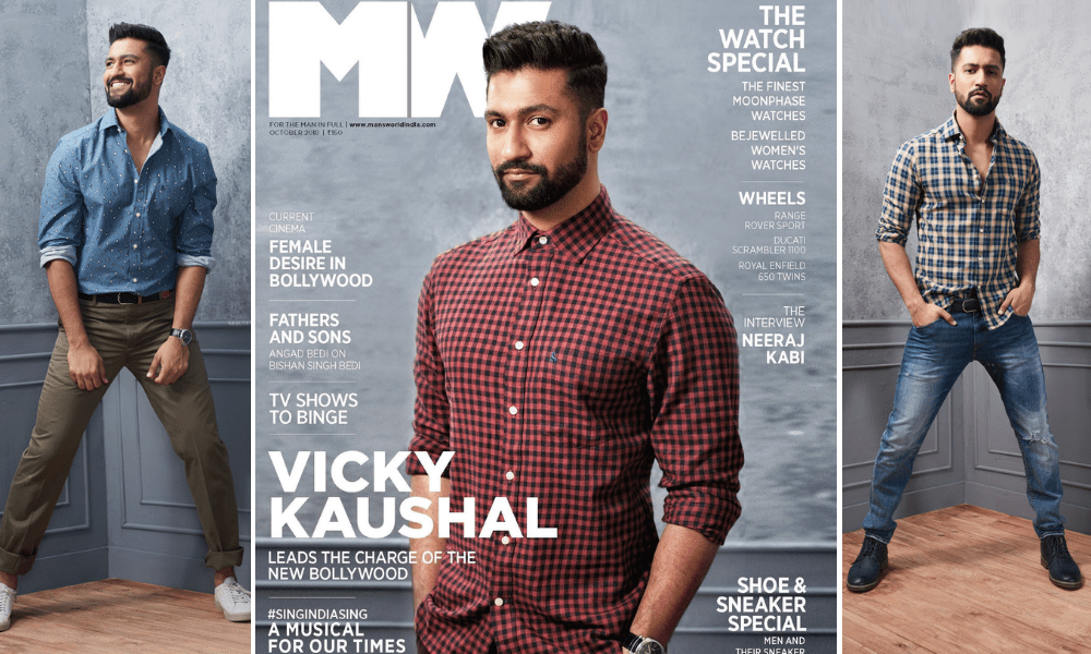 #CoversOf2018: Bollywood's New Golden Boy Vicky Kaushal On Upcoming Projects, Nepotism And Hating Tinder