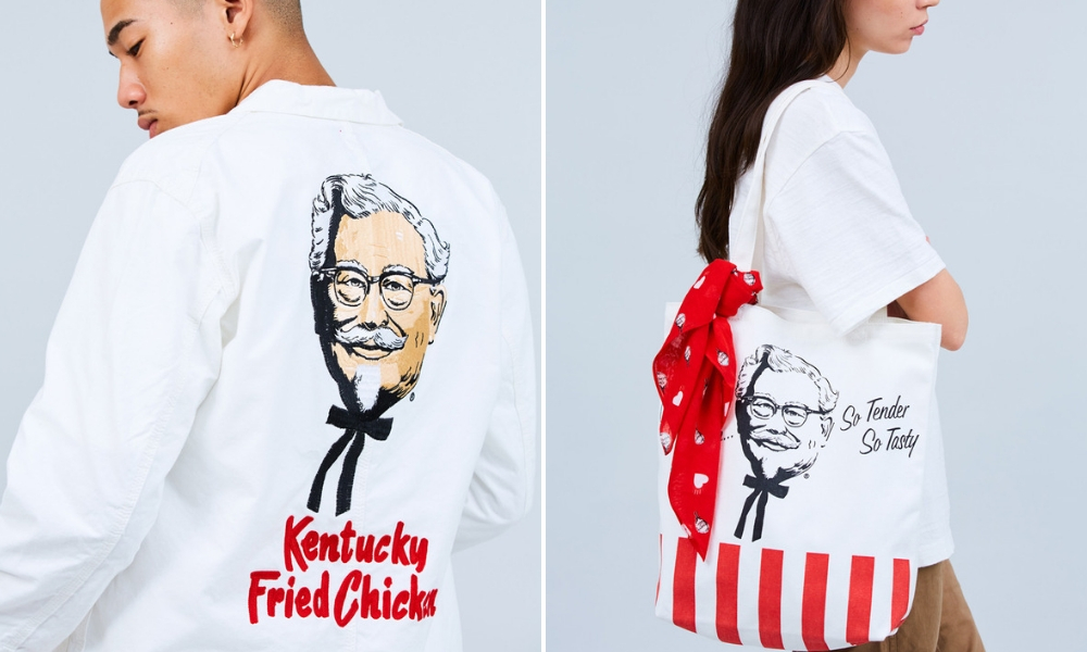 Why KFC's New Line Of Clothing Is A Huge Disaster