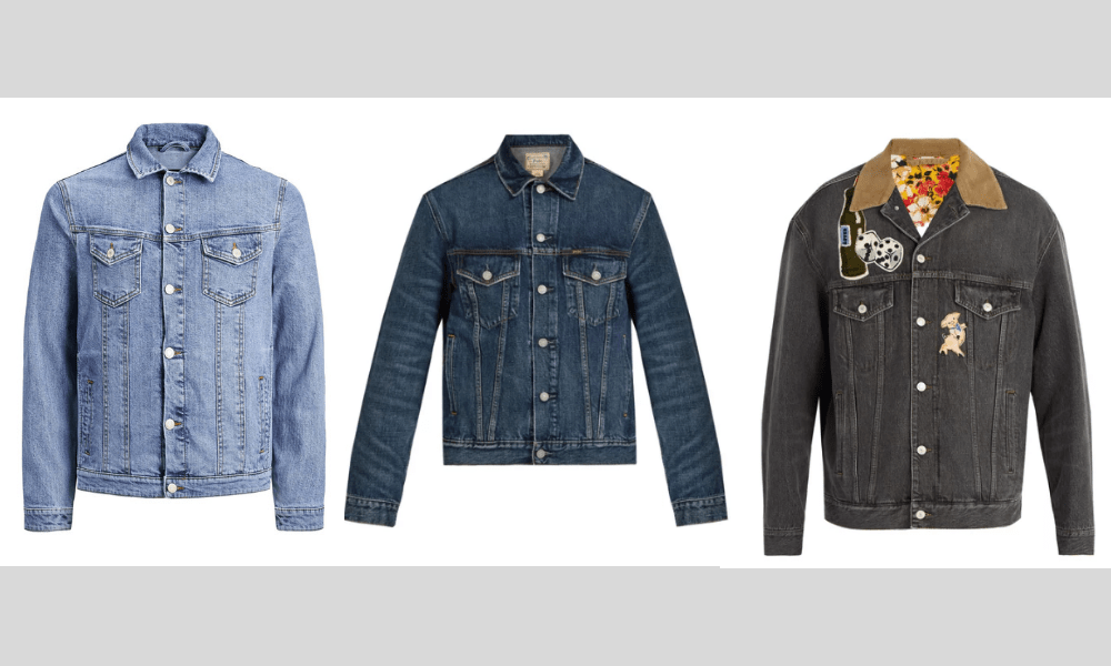 Denim Jackets To Stock Up On For The Winter Season