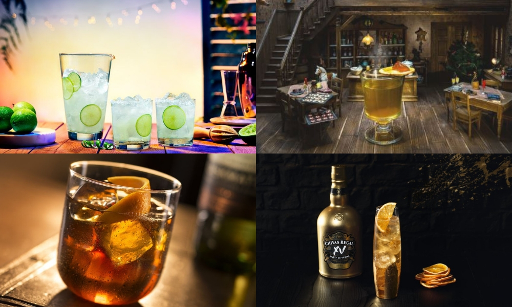Be A Good Host: 5 Special Cocktail Recipes For The Festive Season