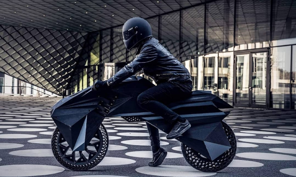 The World's First 3D Printed Bike Is Here
