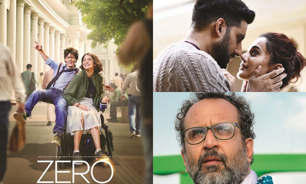 Aanand L Rai On 'Zero', Success And Working With Shah Rukh Khan