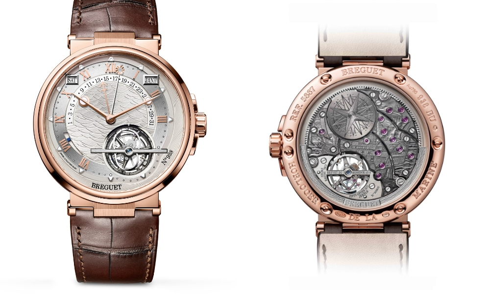 All You Need To Know About Breguet's New Marine Masterpiece