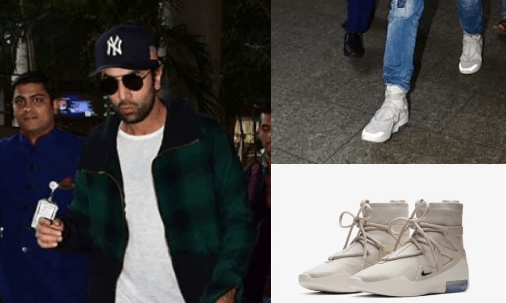 Here's How You Can Get Your Hands On Ranbir Kapoor's Latest Kicks