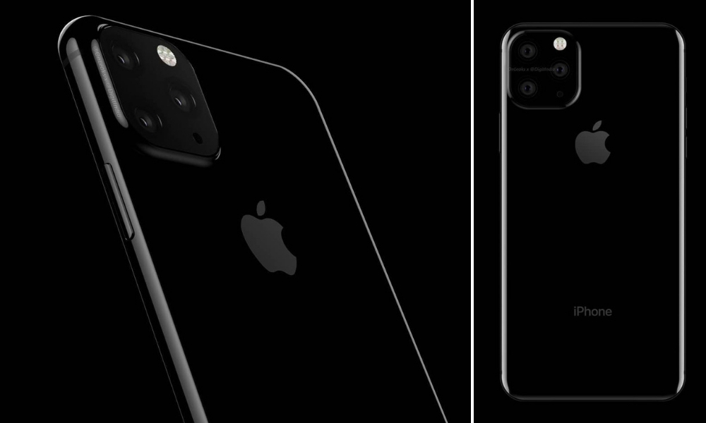This Is What Apple's New iPhone XI Could Look Like