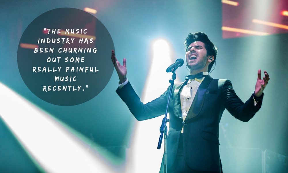 Armaan Malik Gets Real On Stagnation In The Music Industry And More