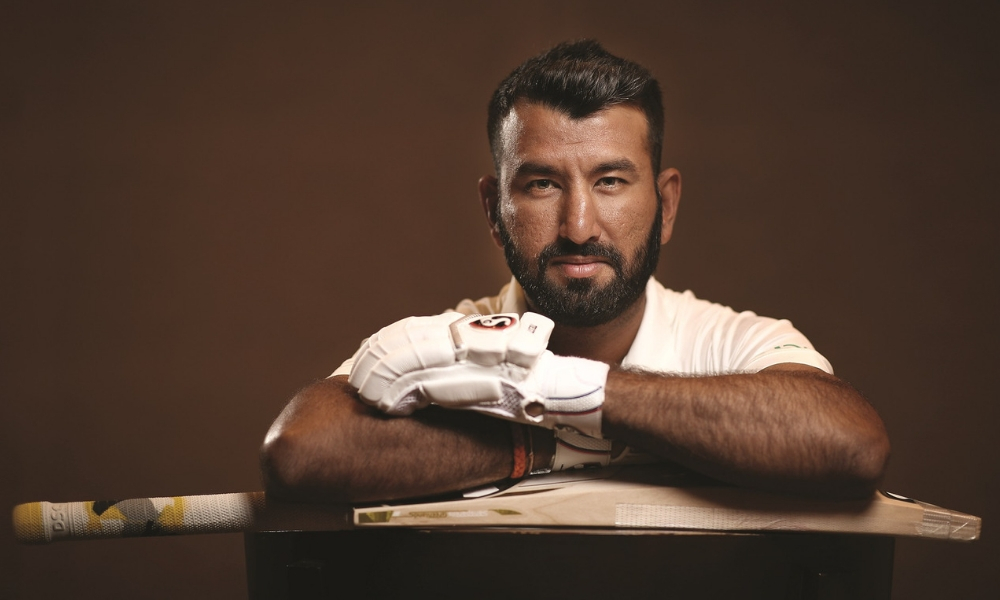 Cheteshwar Pujara: The Ascetic In The Middle