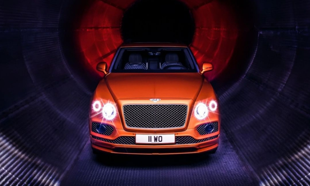 The 2020 Bentley Bentayga Speed Dethrones The Urus To Become The World's Fastest SUV