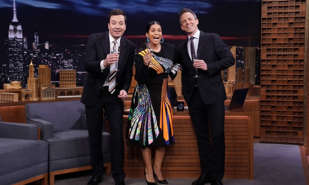 Youtuber Lilly Singh Becomes the  First Indian-Origin Woman to host an US Late Night Show