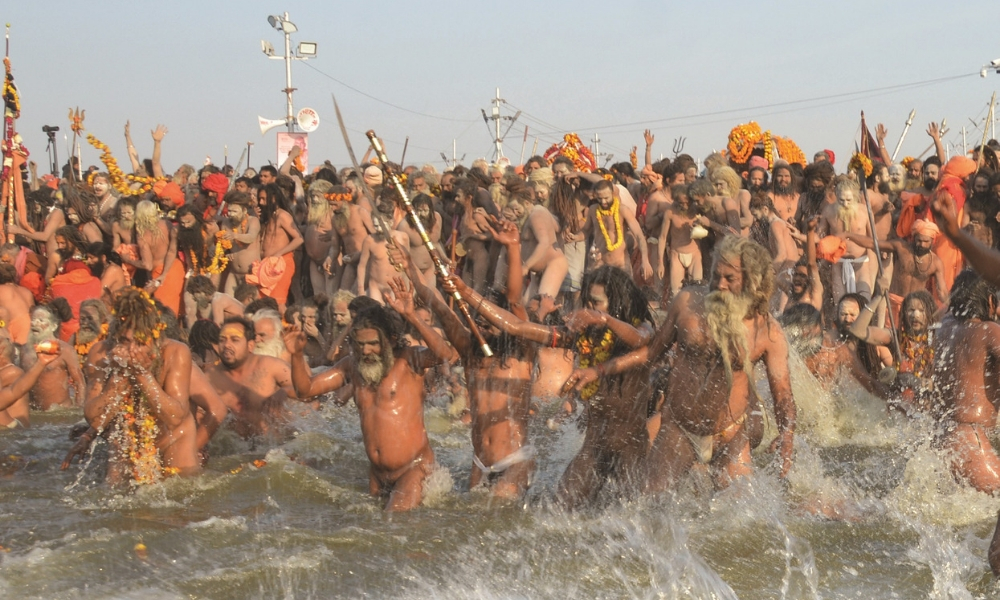 Being Among 120 Million Believers At Kumbh