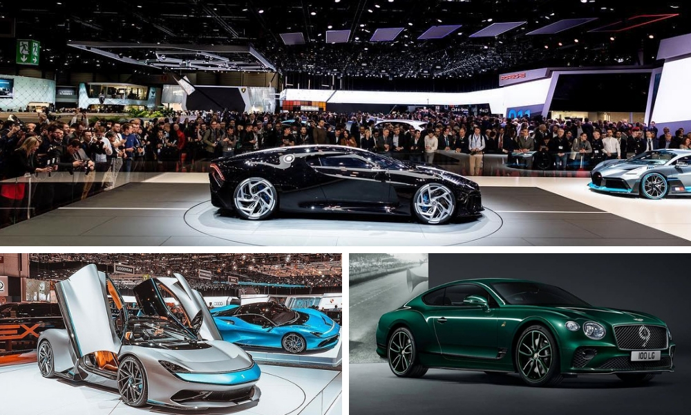 The 10 Best Cars From The 2019 Geneva Motor Show