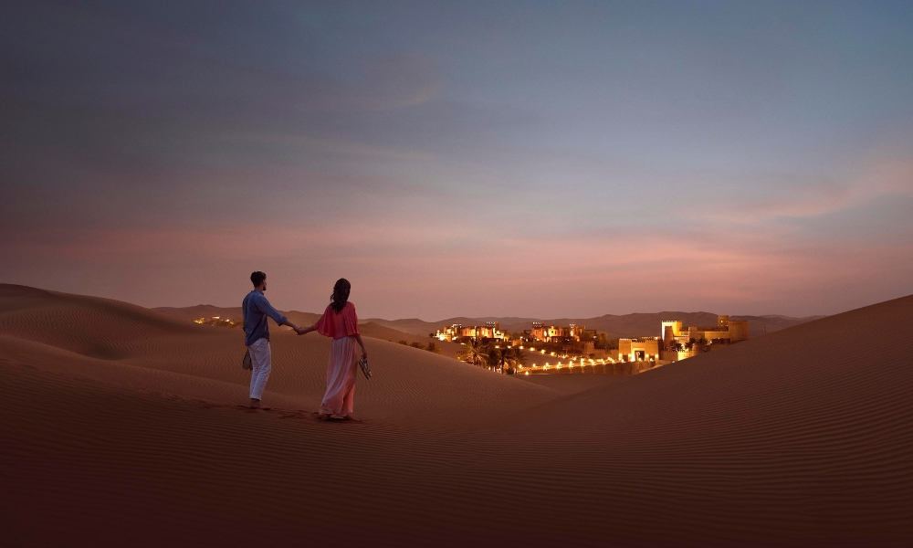 Here's How You Can Get Two Free Nights Of Stay In Abu Dhabi Through Etihad Airways