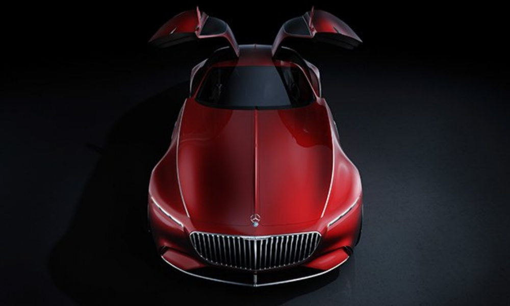 Vision Mercedes-Maybach 6 Cabrioet: Looking Back At One Of The World's Most Luxurious Cars