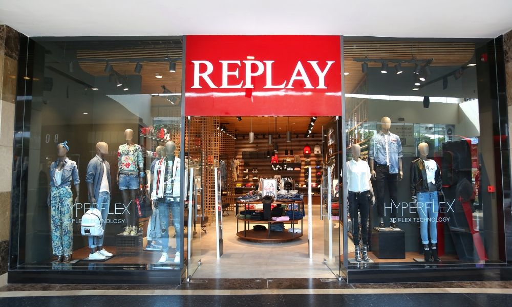 Italian Denim Brand Replay Opens First Store In India