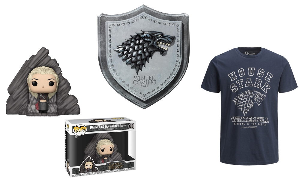 Here Are The Best Game Of Thrones Merch You Can Buy Right Now