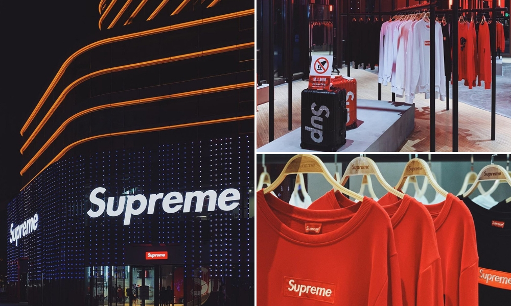 Take A Look At The Newly Opened Fake Supreme Mega-Store In Shanghai