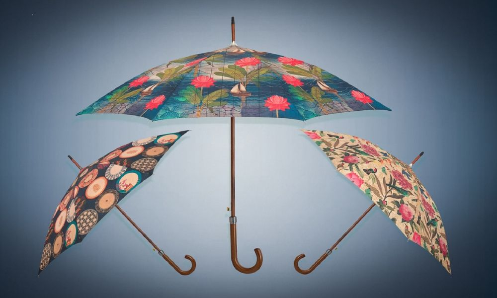 We're Crushing On These Umbrellas By India Circus