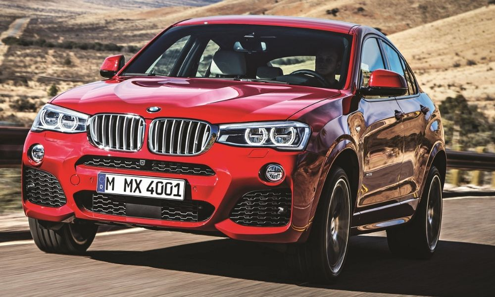 The X4 Is Yet Another Impressive SUV From BMW