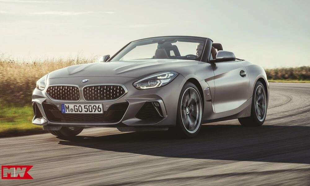 BMW Takes A Top-Down Approach With The New Z4 Convertible