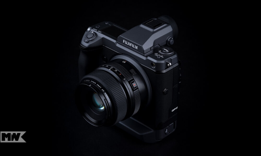 Fujifilm Unveils The World's First Mirrorless Large Format Sensor Camera