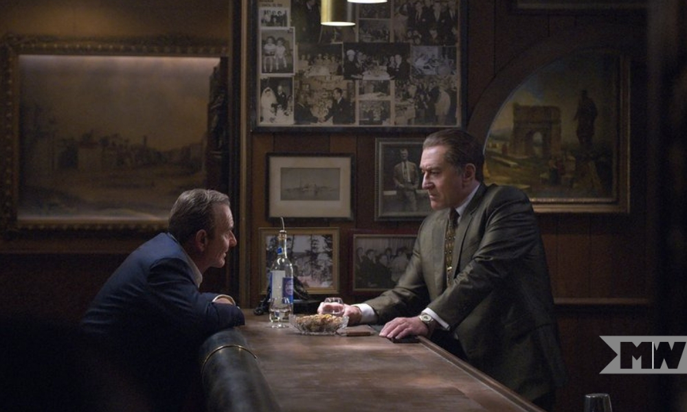 Martin Scorsese's The Irishman Features A Whole Lot Of Hollywood Badassery