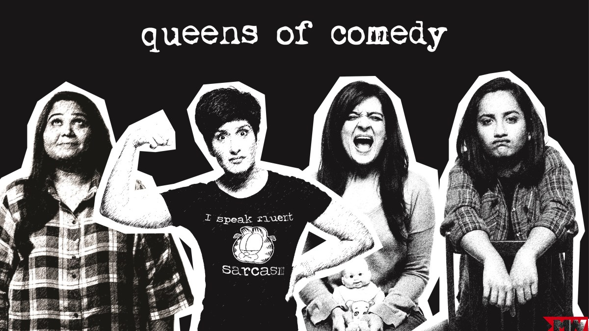 Queens Of Comedy: In Conversation With Country's Most Popular Comediennes