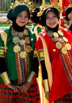 Info terkait variasi baju Bodo Sulawesi Selatan