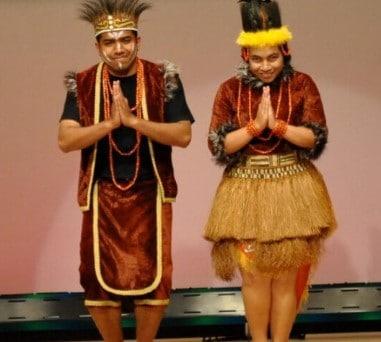 6 Nama Pakaian Adat Daerah Papua Dan Gambarnya Mantabz