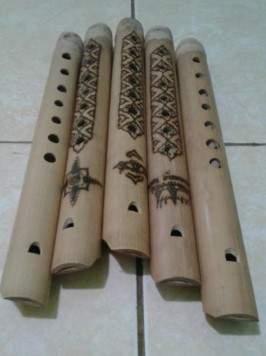 Bansi Minang Dikenal sebagai alat musik tradisional Padang