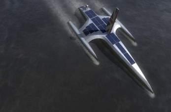 Mayflower Autonomous Ship dikenal kendaraan air modern