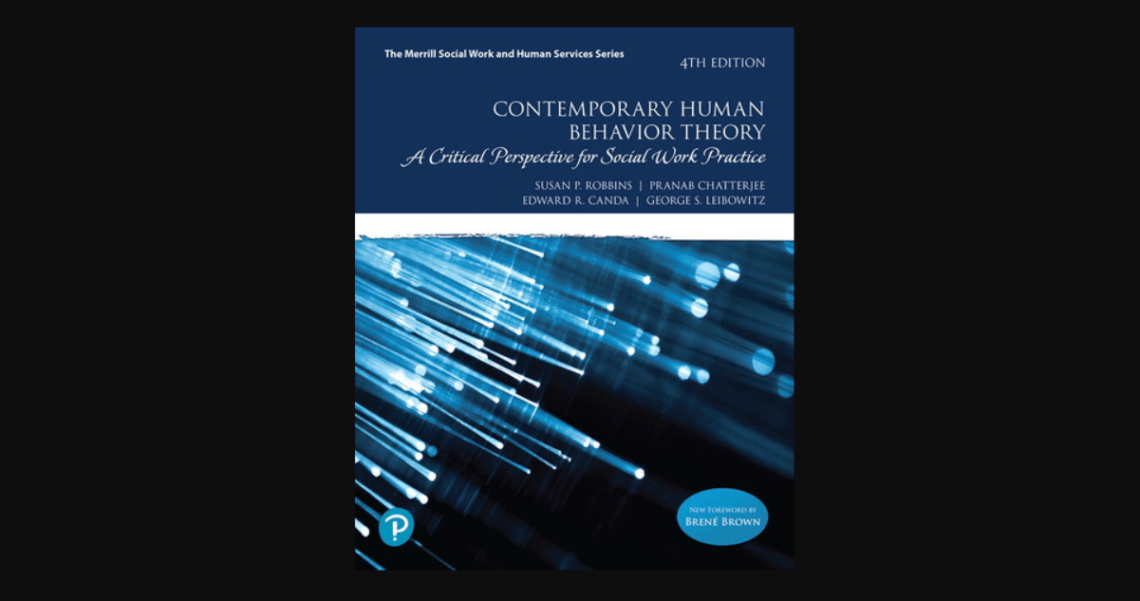 Image of Contemporary Human Behavior Theory 4th Edition PDF and download