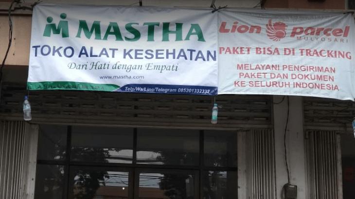 Ulasan terkait dengan judul toko alat kesehatan kota Surabaya