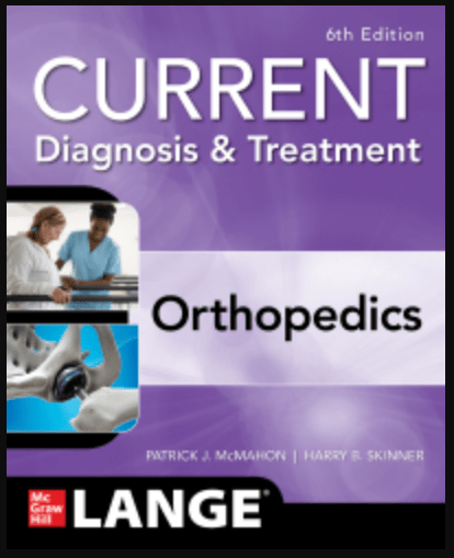Image of CURRENT Diagnosis & Treatment in Orthopedics 6th Edition, pdf, ebook and download by Harry Skinner
