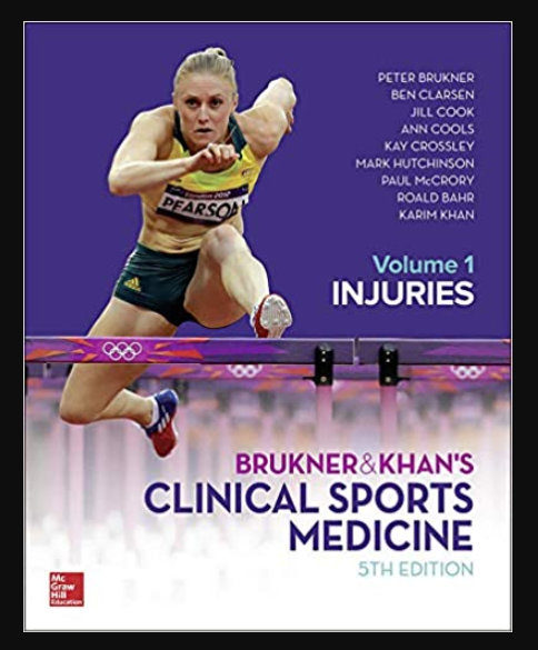 Image of Clinical Sports Medicine 5th Edition, pdf, ebook and download by Peter Brukner and Karim Khan