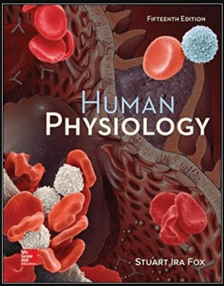 Image Human Physiology 15th Edition, pdf, ebook and download by Stuart Ira Fox offers clear explanations and strong