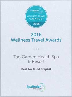 2016 Wellness Travel Awards