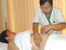 Slimming-Massage
