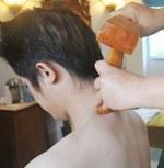 Tok sen at Tao Garden Health Spa and Resort best massage in chiang mai