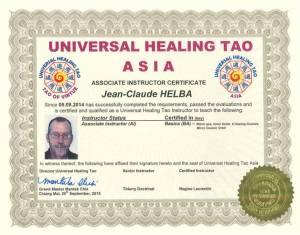 UHT Certification Copies – Jean-Claude Helba